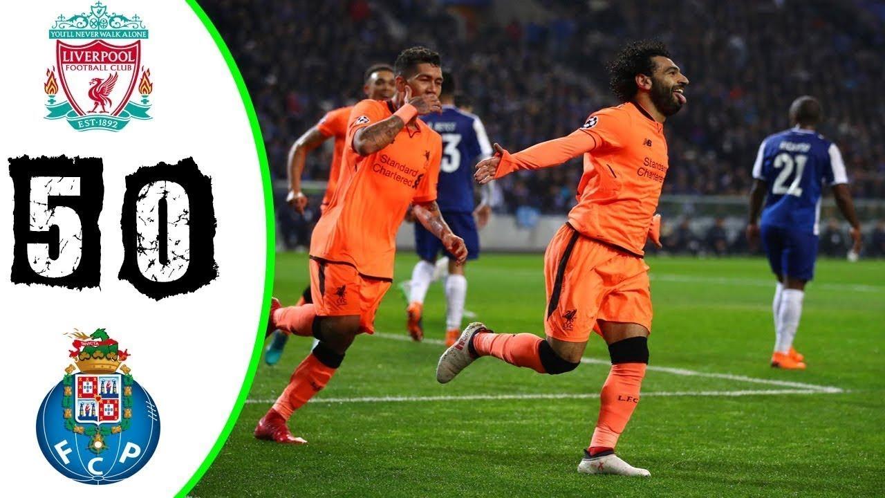 The Champions League draw: Liverpool vs Porto